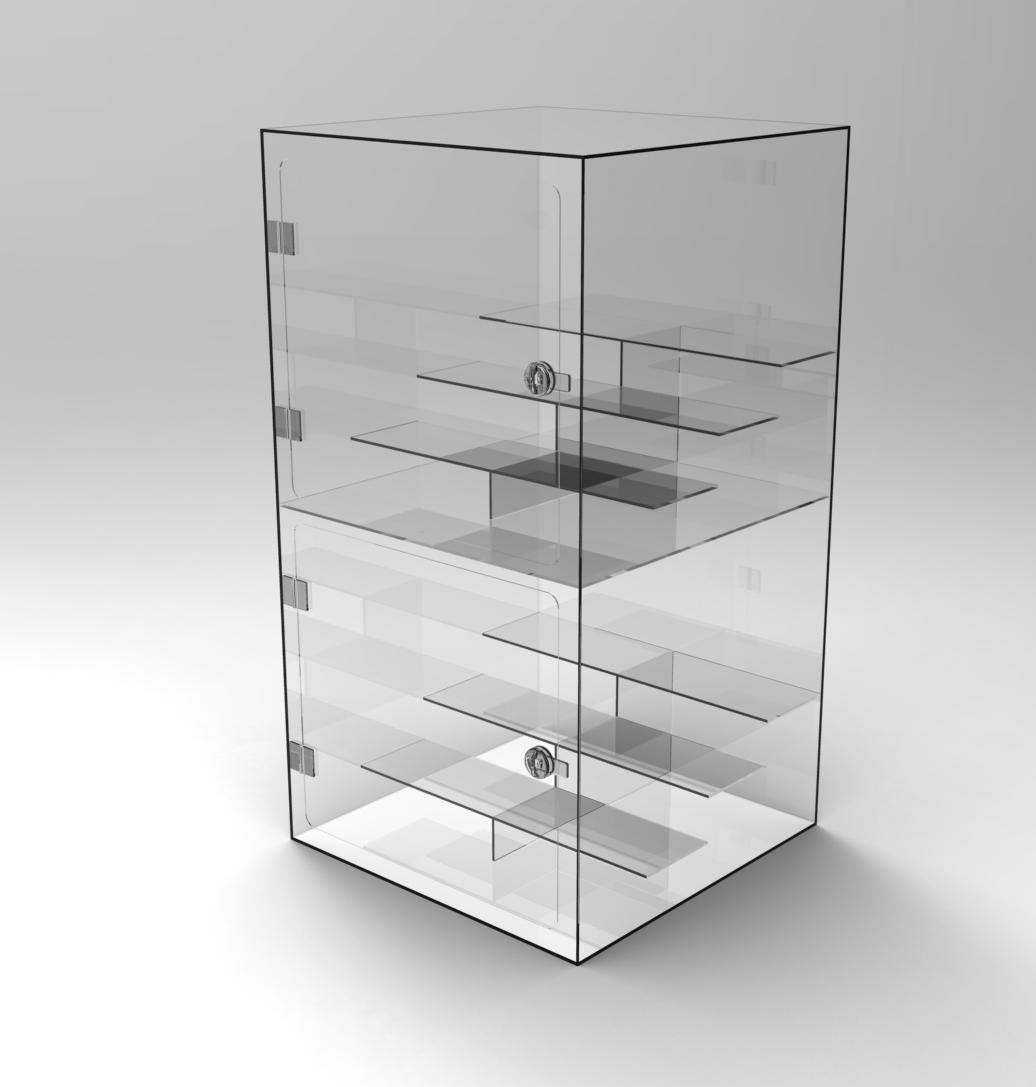 Instituo – Mini Acrylic Cabinet | Chezrich