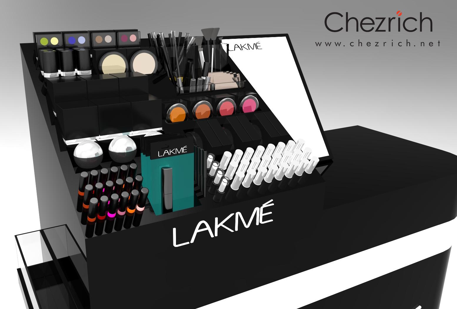 Lakme Make up Counter