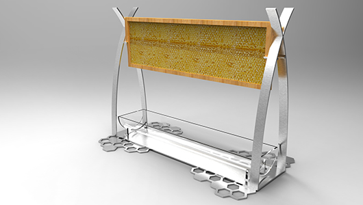 Beehive Display