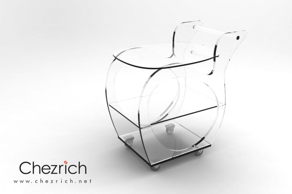 Trolley by Chezrich
