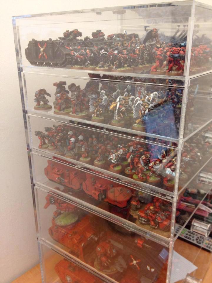 Acrylic Mini Cabinet