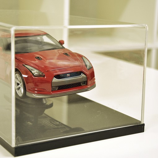 Display Case 1/18 for cars