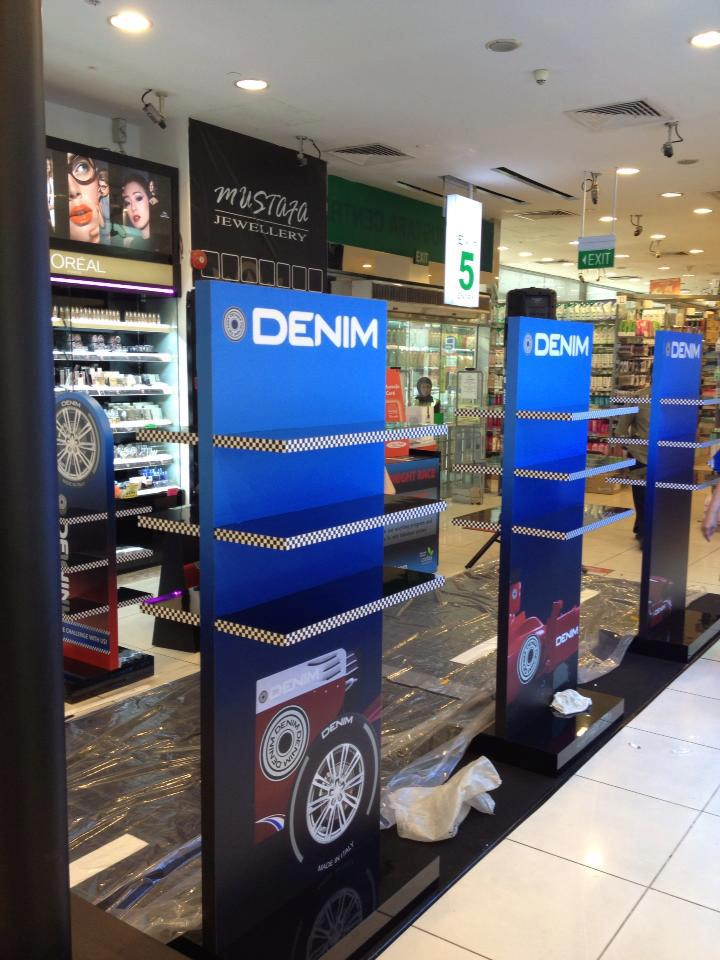 Denim Roadshow
