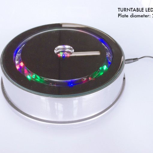 Turntable with LED light C.1