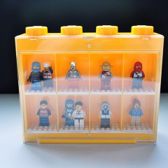 Brick Saver Acrylic Display Minifig O