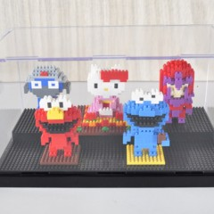 Nano Brick Acrylic Display Savers Box 2