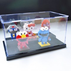 Nano Brick Acrylic Savers Display Box